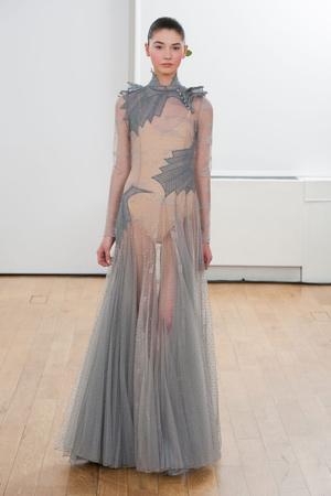 Показ Julien Fournie коллекции сезона Весна-лето 2014 года haute couture - www.elle.ru - Подиум - фото 574968