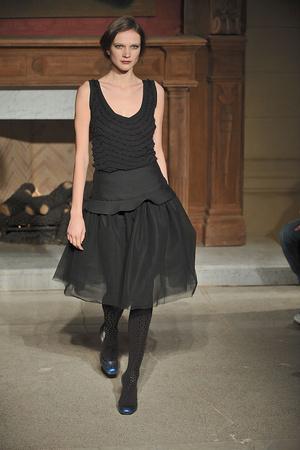 Показ Cynthia Rowley коллекции сезона Осень-зима 2009-2010 года Prêt-à-porter - www.elle.ru - Подиум - фото 89697