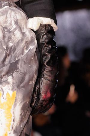 Показ Tsumori Chisato коллекции сезона Осень-зима 2013-2014 года Prêt-à-porter - www.elle.ru - Подиум - фото 538925