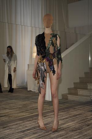 Показ Maison Martin Margiela коллекции сезона Весна-лето 2009 года Haute couture - www.elle.ru - Подиум - фото 86855