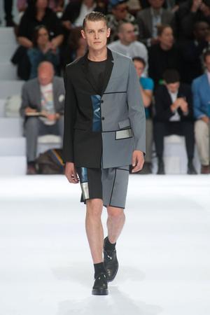 Показ Christian Dior коллекции сезона Весна-лето 2014 года Men prêt-à-porter - www.elle.ru - Подиум - фото 556722
