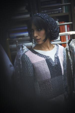 Показ  коллекции сезона Осень-зима 2012-2013 года Haute couture - www.elle.ru - Подиум - фото 404005