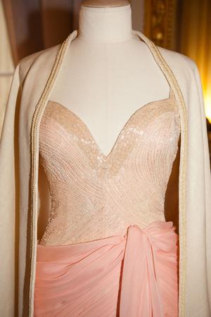 Показ Dilek Hanif коллекции сезона Весна-лето 2013 года haute couture - www.elle.ru - Подиум - фото 479849