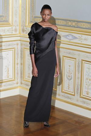 Показ Anne Valerie Hash коллекции сезона Осень-зима 2011-2012 года Haute couture - www.elle.ru - Подиум - фото 276944