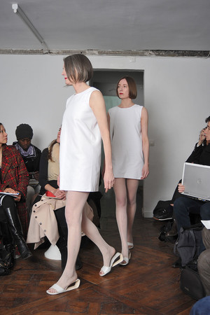 Показ Adeline Andre коллекции сезона Весна-лето 2009 года Haute couture - www.elle.ru - Подиум - фото 86151
