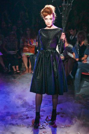 Показ Franc Sorbier коллекции сезона Осень-зима 2010-2011 года Haute couture - www.elle.ru - Подиум - фото 168055