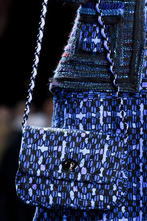 Показ Anna Sui коллекции сезона Осень-зима 2013-2014 года prêt-à-porter - www.elle.ru - Подиум - фото 500820