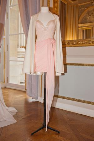 Показ Dilek Hanif коллекции сезона Весна-лето 2013 года haute couture - www.elle.ru - Подиум - фото 479013