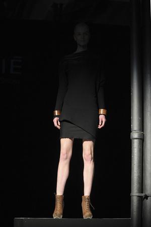 Показ Vic Matie коллекции сезона Осень-зима 2012-2013 года prêt-à-porter - www.elle.ru - Подиум - фото 359680