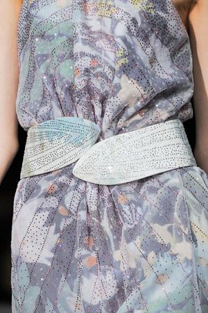 Показ Emporio Armani коллекции сезона Весна-лето 2014 года Prêt-à-porter - www.elle.ru - Подиум - фото 564033