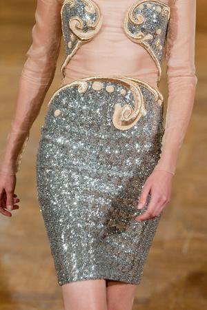 Показ Alexis Mabille коллекции сезона Осень-зима 2012-2013 года haute couture - www.elle.ru - Подиум - фото 403990