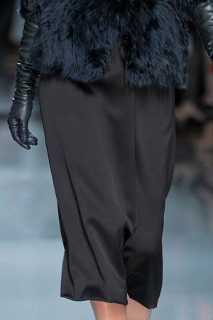 Показ Christian Dior коллекции сезона Осень-зима 2012-2013 года prêt-à-porter - www.elle.ru - Подиум - фото 376922