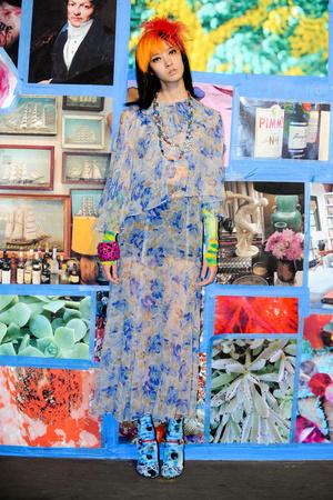 Показ Libertine коллекции сезона Весна-лето 2013 года prêt-à-porter - www.elle.ru - Подиум - фото 419540