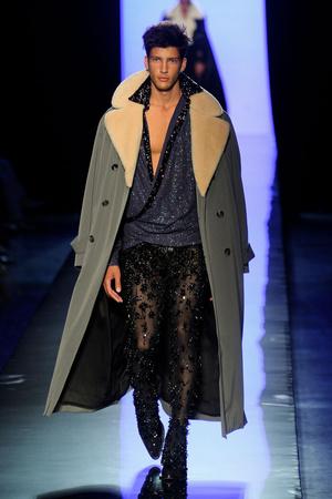 Показ Jean Paul Gaultier коллекции сезона Осень-зима 2011-2012 года Haute couture - www.elle.ru - Подиум - фото 278886
