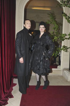 Показ Franc Sorbier коллекции сезона Осень-зима 2009-2010 года haute couture - www.elle.ru - Подиум - фото 87604