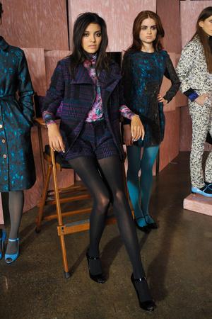 Показ Calla коллекции сезона Осень-зима 2012-2013 года prêt-à-porter - www.elle.ru - Подиум - фото 340259
