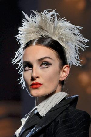 Показ Jean Paul Gaultier коллекции сезона Осень-зима 2011-2012 года Haute couture - www.elle.ru - Подиум - фото 279343