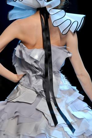 Показ Christian Dior коллекции сезона Осень-зима 2011-2012 года Haute couture - www.elle.ru - Подиум - фото 277534
