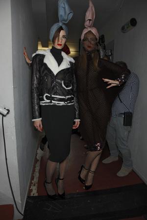 Показ Jean Paul Gaultier коллекции сезона Осень-зима 2010-2011 года haute couture - www.elle.ru - Подиум - фото 168523