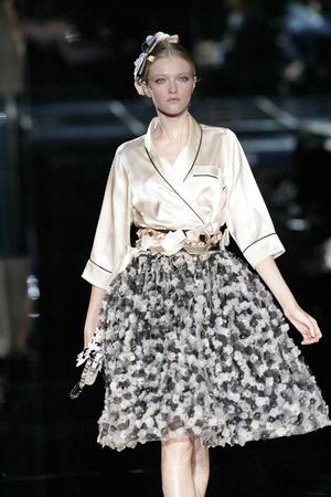 Показ Dolce & Gabbana коллекции сезона Весна-лето 2009 года prêt-à-porter - www.elle.ru - Подиум - фото 81400