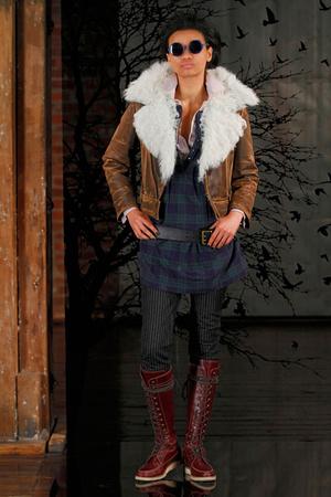 Показ Gant by Michael Bastian коллекции сезона Осень-зима 2011-2012 года prêt-à-porter - www.elle.ru - Подиум - фото 227420