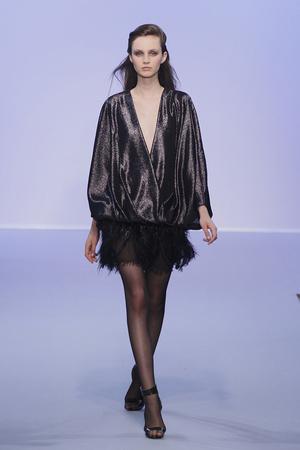 Показ Christophe Josse коллекции сезона Осень-зима 2010-2011 года haute couture - www.elle.ru - Подиум - фото 167172
