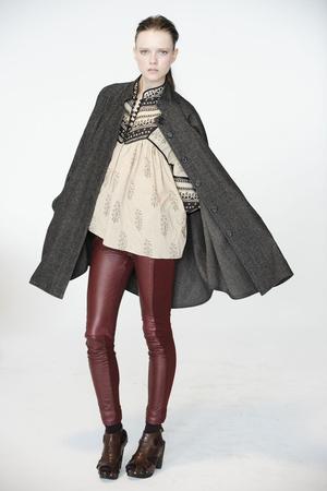 Показ Alice Ritter коллекции сезона Осень-зима 2011-2012 года prêt-à-porter - www.elle.ru - Подиум - фото 227970