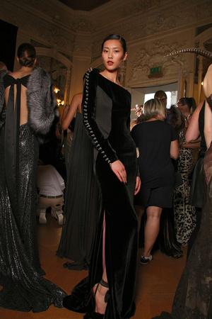 Показ Alexis Mabille коллекции сезона Осень-зима 2011-2012 года haute couture - www.elle.ru - Подиум - фото 277158