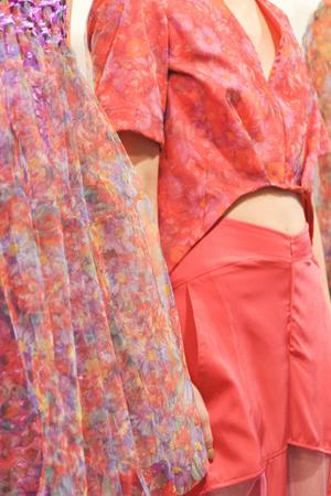 Показ Not by Jenny Lai коллекции сезона Весна-лето 2013 года prêt-à-porter - www.elle.ru - Подиум - фото 449621