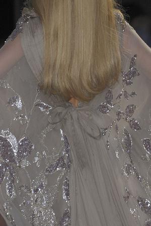 Показ Elie Saab коллекции сезона Осень-зима 2010-2011 года Haute couture - www.elle.ru - Подиум - фото 168138