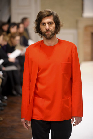 Показ Adeline Andre коллекции сезона Весна-лето 2011 года haute couture - www.elle.ru - Подиум - фото 216075