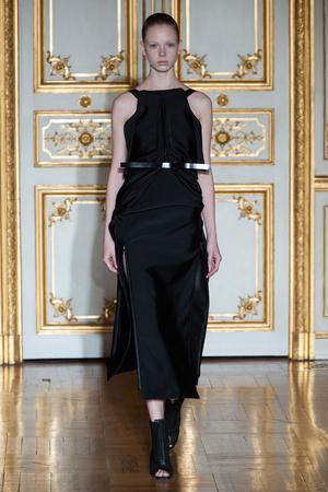 Показ Rad Hourani коллекции сезона Весна-лето 2014 года Haute couture - www.elle.ru - Подиум - фото 575279