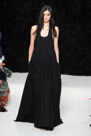 Показ Vera Wang коллекции сезона Весна-лето 2015 года prêt-à-porter - www.elle.ru - Подиум - фото 586493