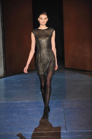 Показ Lefranc Ferrant коллекции сезона Весна-лето 2010 года Haute couture - www.elle.ru - Подиум - фото 139122