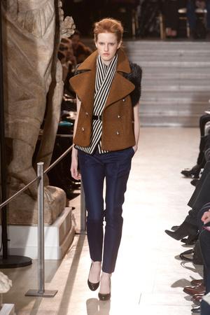 Показ Bouchra Jarrar коллекции сезона Весна-лето 2013 года Haute couture - www.elle.ru - Подиум - фото 479546