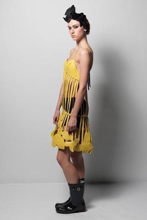 Показ Gemma Kahng коллекции сезона Весна-лето 2013 года prêt-à-porter - www.elle.ru - Подиум - фото 421538