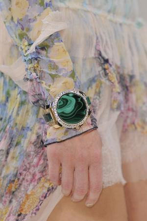 Показ Nina Ricci коллекции сезона Весна-лето 2014 года prêt-à-porter - www.elle.ru - Подиум - фото 567370
