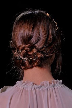 Показ Valentino коллекции сезона Осень-зима 2011-2012 года haute couture - www.elle.ru - Подиум - фото 279180