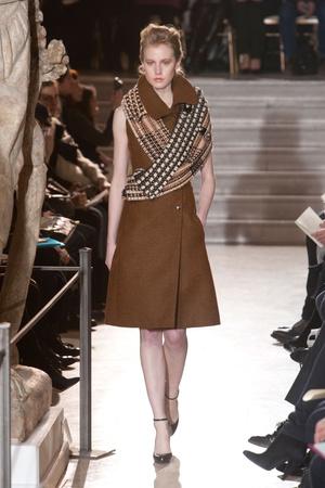 Показ Bouchra Jarrar коллекции сезона Весна-лето 2013 года Haute couture - www.elle.ru - Подиум - фото 479547