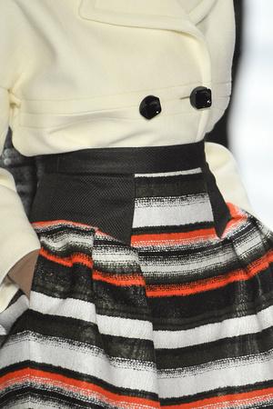 Показ Milly by Michelle Smith коллекции сезона Осень-зима 2012-2013 года prêt-à-porter - www.elle.ru - Подиум - фото 349877
