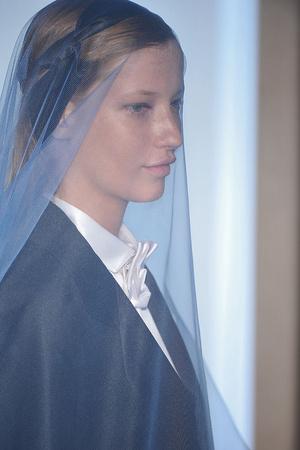Показ Alexis Mabille коллекции сезона Осень-зима 2009-2010 года haute couture - www.elle.ru - Подиум - фото 87136