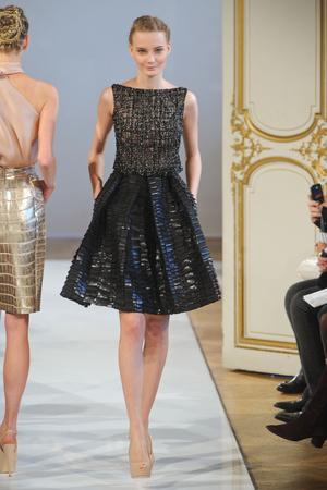 Показ Christophe Josse коллекции сезона Весна-лето 2012 года haute couture - www.elle.ru - Подиум - фото 330190