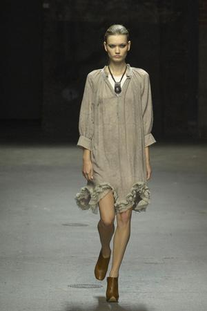 Показ Yigal Azrouel коллекции сезона Весна-лето 2009 года prêt-à-porter - www.elle.ru - Подиум - фото 76862