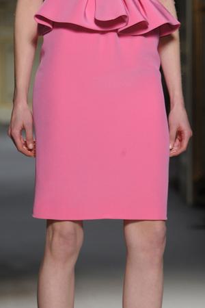 Показ Georges Hobeika коллекции сезона Весна-лето 2013 года Haute couture - www.elle.ru - Подиум - фото 478163