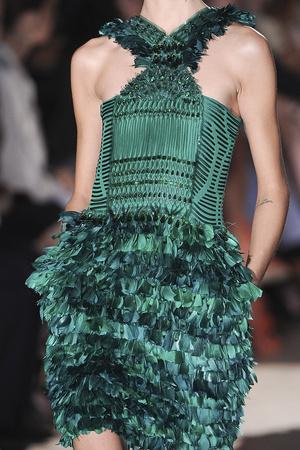 Показ Gucci коллекции сезона Весна-лето 2011 года prêt-à-porter - www.elle.ru - Подиум - фото 181744
