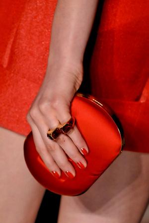 Показ Alexander Vauthier коллекции сезона Осень-зима 2011-2012 года haute couture - www.elle.ru - Подиум - фото 278331