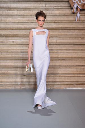 Показ Stephane Rolland коллекции сезона Осень-зима 2009-2010 года Haute couture - www.elle.ru - Подиум - фото 88350