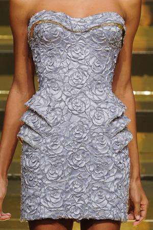 Показ Versace Haute Couture коллекции сезона Весна-лето 2012 года Haute couture - www.elle.ru - Подиум - фото 330309