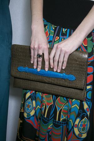 Показ Louis Vuitton коллекции сезона Весна-лето 2014 года Prêt-à-porter - www.elle.ru - Подиум - фото 572399