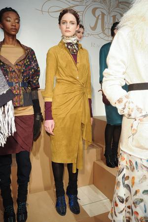 Показ Rachel Roy коллекции сезона Осень-зима 2011-2012 года prêt-à-porter - www.elle.ru - Подиум - фото 231203